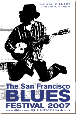 SF Blues 2007