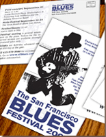 sf blues mailer