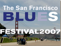 San Francisco Blues Festival 2007